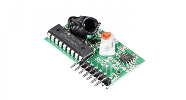 RF Receiver 315MHz Latching Type
