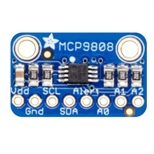 MCP9808 High Accuracy I2C Temperature Sensor Breakout