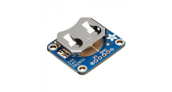 Coin Cell Battery Breakout - CR2032
