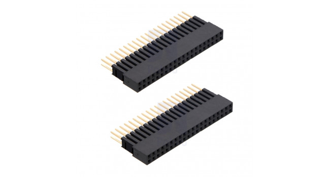 Stacking Header for PI 2x20 (2 Pack)