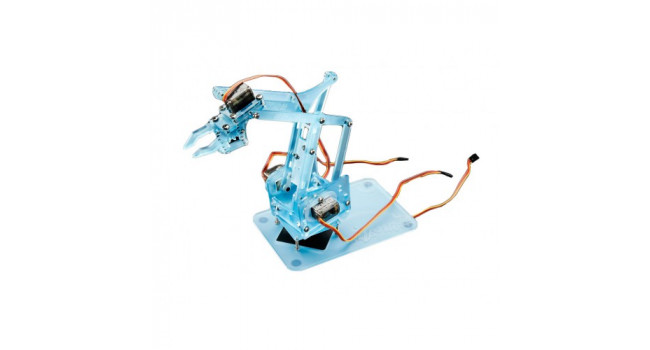 Phenoptix MeArm Pocket Sized Robot Arm Kit