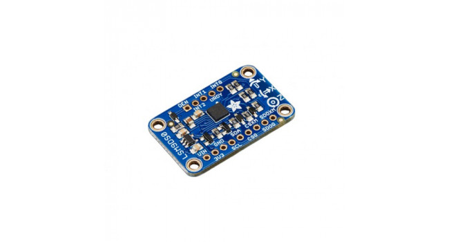 Adafruit 9-DOF Accel/ Mag/ Gyro + Temp Sensor