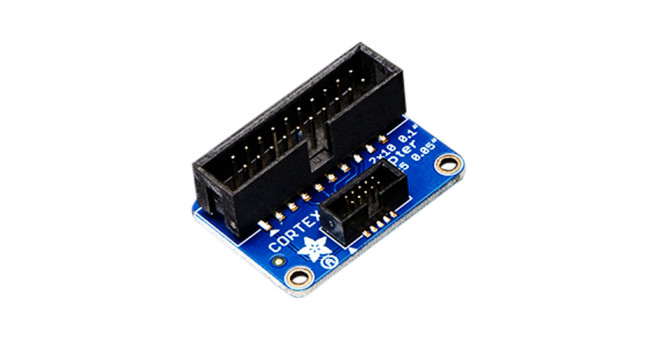 JTAG (2x2.54mm to SWD (2x5 1.27mm)