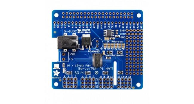 Servo Controller Kit for Raspberry Pi