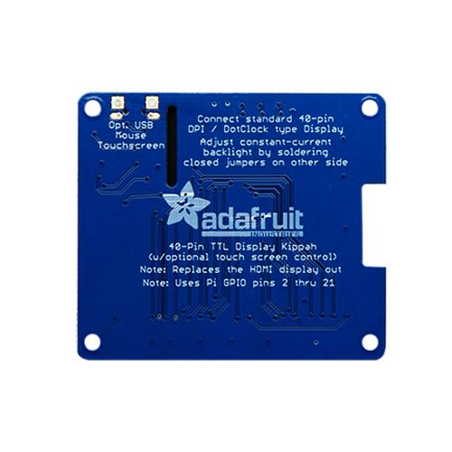 TFT Interface for the Raspberry PI - KIPPAH