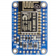 Adafruit ESP8266 HUZZAH Breakout + 3.3V 500mA Regulator