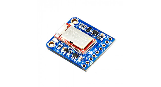 Adafruit Bluefruit LE - SPI Friend