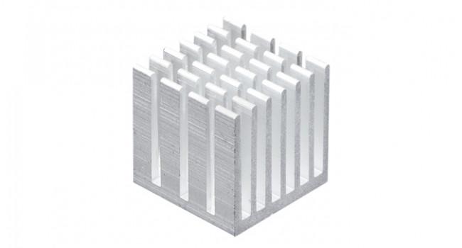 Adafruit Aluminium Heatsink for Pi