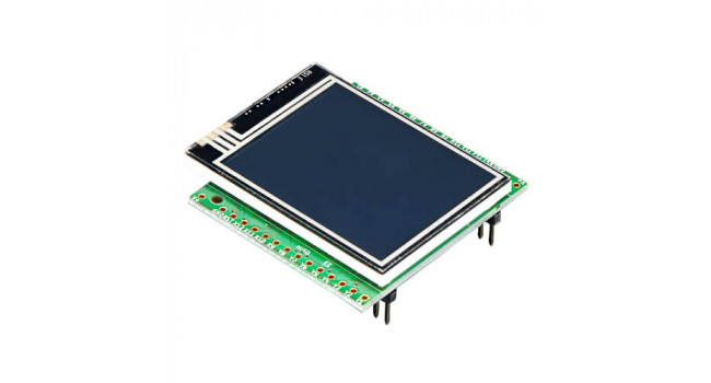 Pyboard Color LCD Skin