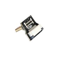 Micro HDMI Male - Ribbon Connector (Right)