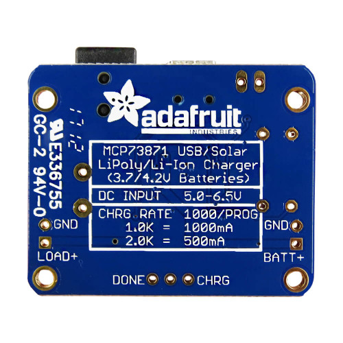 USB DC amp Solar Lipoly Charger lithium battery Power Tools