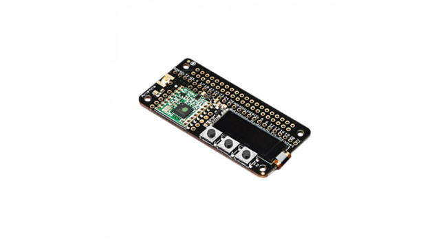 LoRa Bonnet with OLED