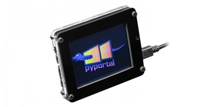 "Adafruit PyPortal ESP32 Display 3.2"""