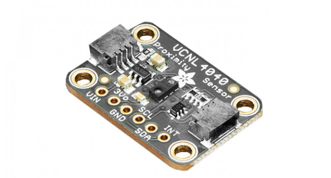 Adafruit VCNL4040 Prox & Lux Sensor - Qwiic
