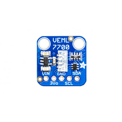 Adafruit Lux/Light Sensor - VEML7700 I2C