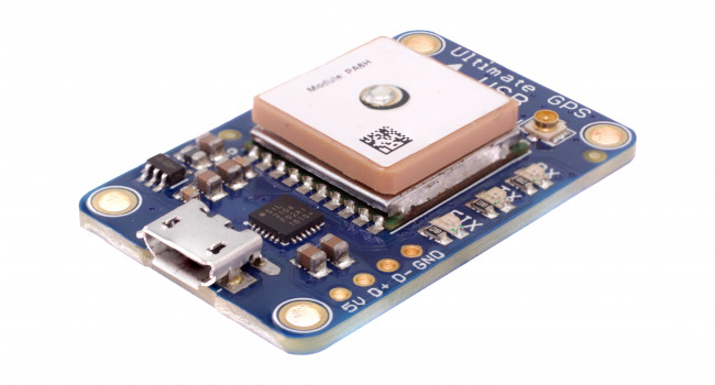 Adafruit Ultimate GPS with USB