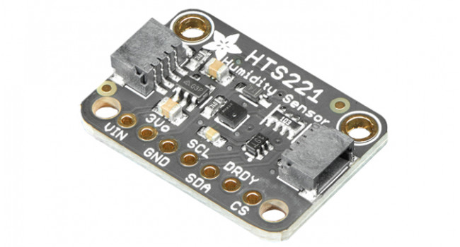 Adafruit HTS221 Temp & Hum Sensor - Qwiic