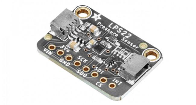 Adafruit LPS22 Pressure Sensor - Qwiic