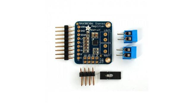 Stereo 3.7Watt class D Amplifier