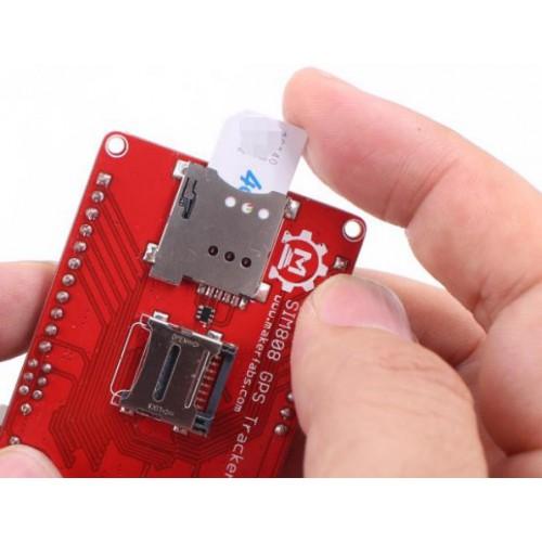 Arduino uno gsm gps module