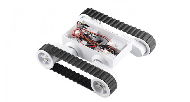Gray Rover 5 Chassis + 2 Encoders