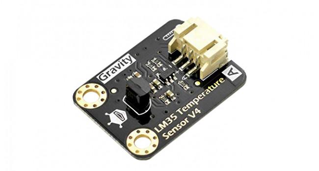 LM35 Temperature Sensor - Gravity