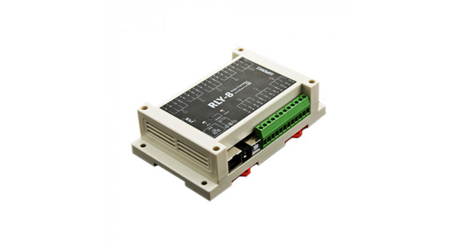 Ethernet Relay 8 Channel
