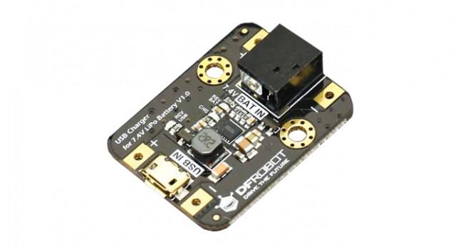 USB LiPo Charger 7.4V 1A