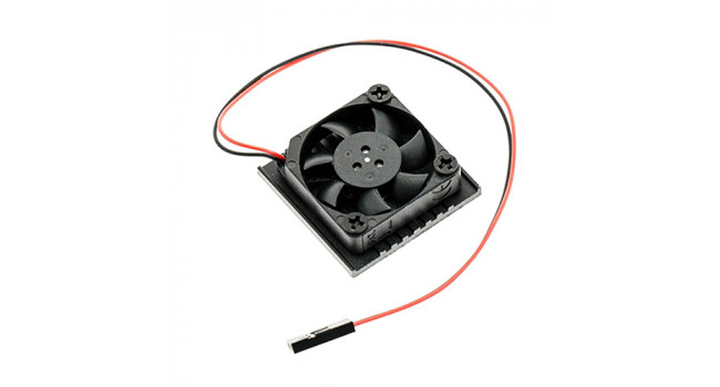 Aluminum Heatsink + Fan for LattePanda