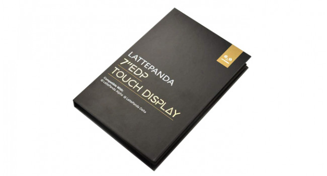 "Display 7"" for LattePanda Alpha & Delta"