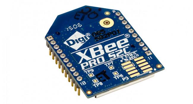 Xbee Pro S2C 802.15.4 2.4GHz 65MW