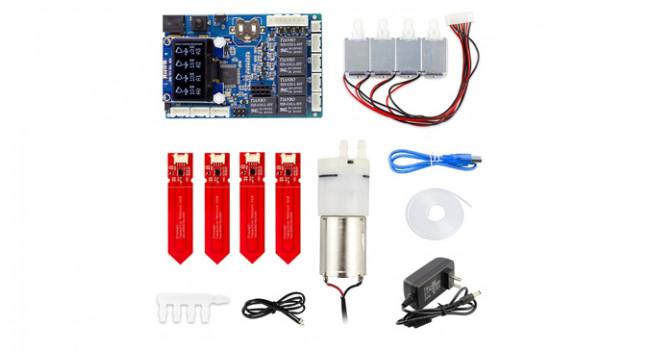 Arduino Smart Plant Watering Kit