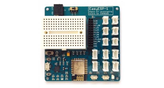 EasyESP-1 ESP8266 Experimenter Board - End of Line