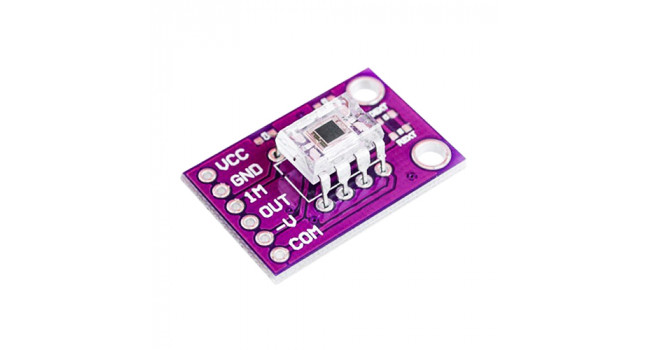 OPT101 Light Intensity Sensor