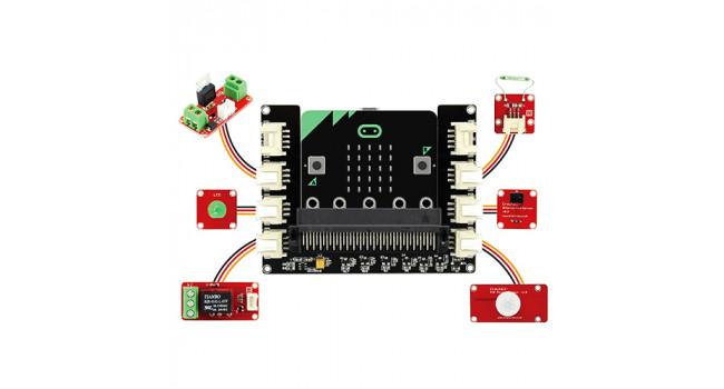 Crowtail Starter Kit - Micro:Bit