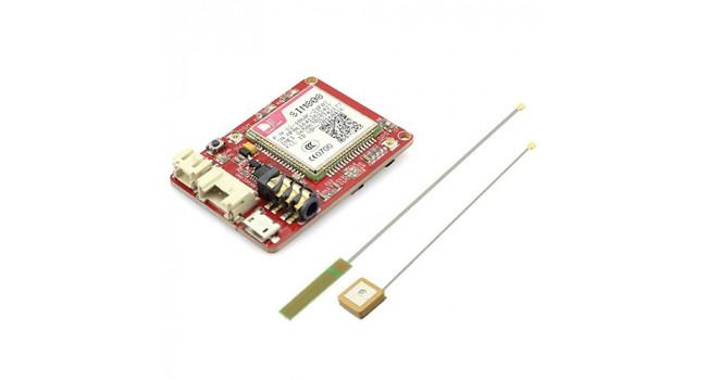 SIM808 Breakout - GSM & GPS, BAT Input