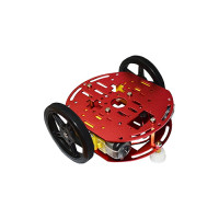 Robot Chassis with DC Motor