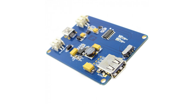 Lipo Charger - Solar + USB