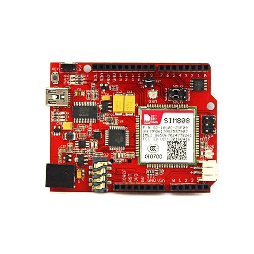 SIMduino - UNO + SIM808 GSM & GPS
