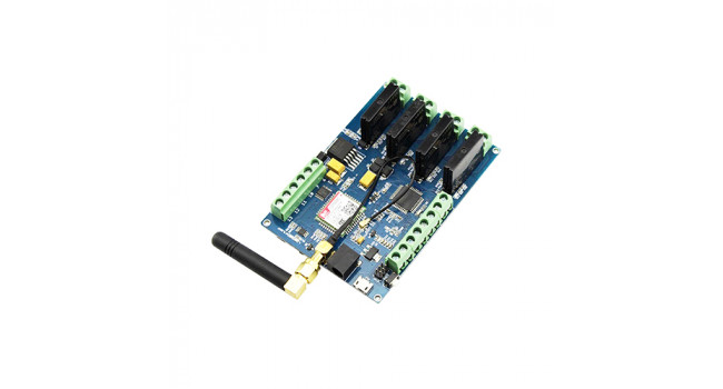 Leonardo + GPRS GSM IOT Board