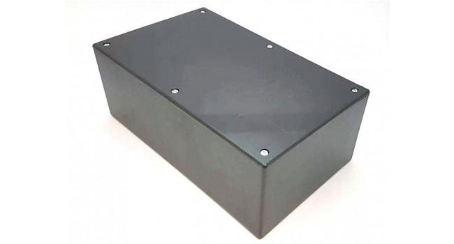 ABS Enclosure 202 x 122 x 77 - Black