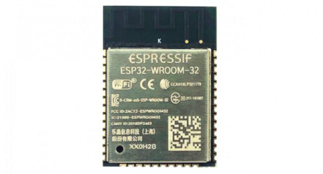 ESP32 WROOM 32 Wifi Module - 16M Flash