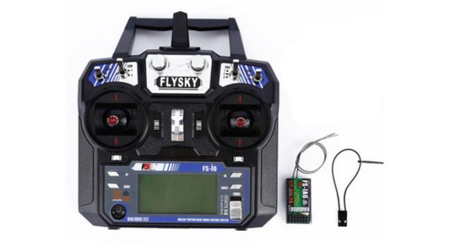 Flysky FS-i6 2.4GHz 6 Channel Transmitter + Receiver