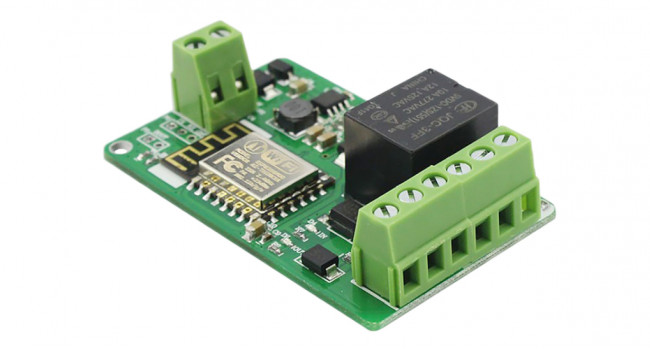 ESP8266 Network Relay WIFI Module