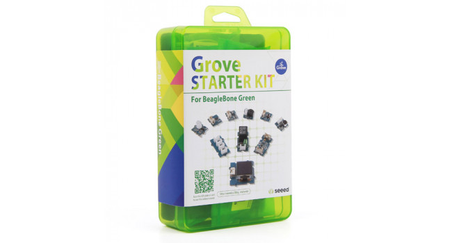 Grove Starter Kit - BeagleBone Green