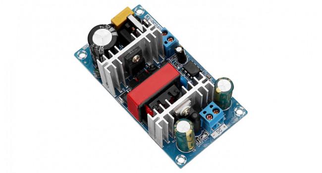 Power Supply 12V 4A Open Frame
