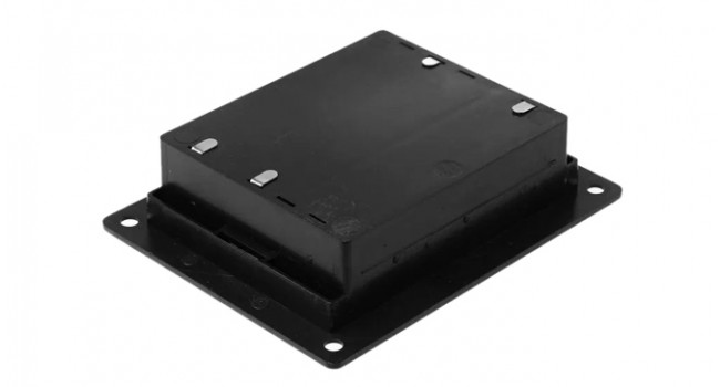 18650 3 Cell Box Type Battery Holder