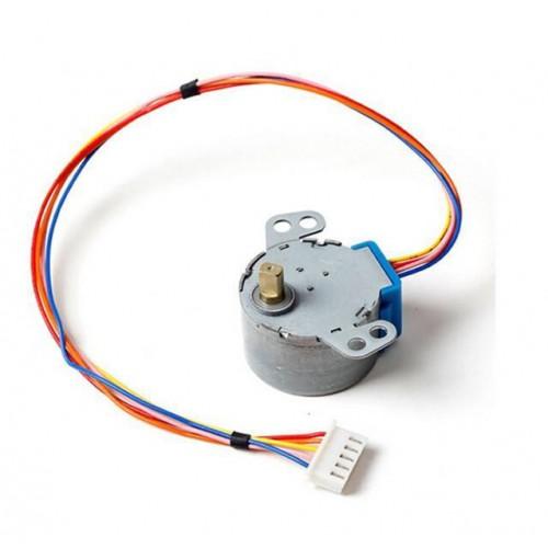 Stepper Motor Unipolar 5v Micro Robotics