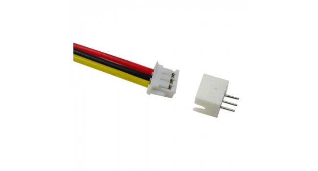 10 Sets JST-SM 5-Pin Terminal Connector Male + Female 2 5mm