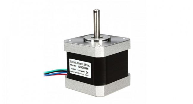 Stepper Motor 0.5Nm NEMA17 0.9 deg/step